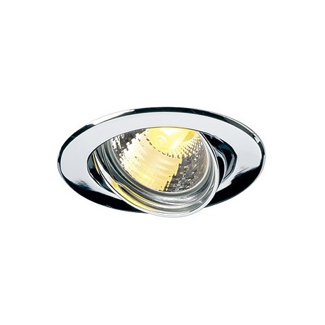 Plafon GU10 SP downlight. chrom. 50 W