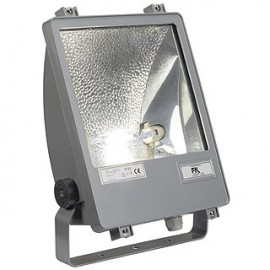 SXL 70W outdoor metalohalogenkowa flood light. srebrna